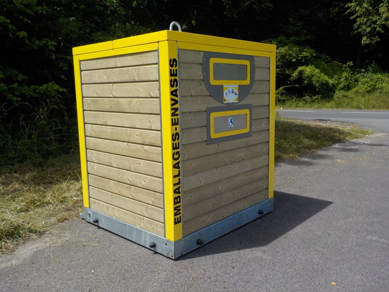 Ecobox bois trappe PME